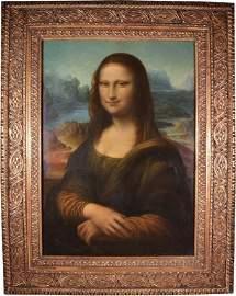 Unsigned - Mona Lisa