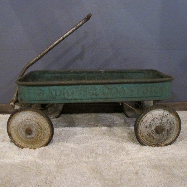 "17. Rare Child's Wagon, ""Radio Coaster"""