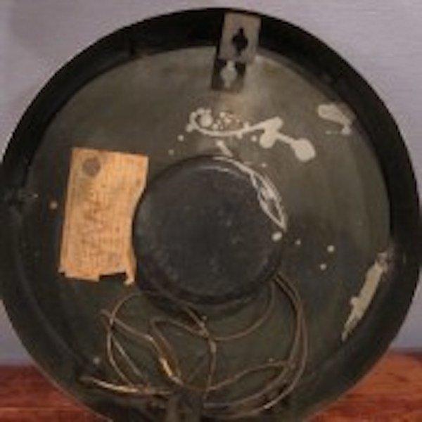 24. Circa 1919 IBM Factory\School Clock - 2