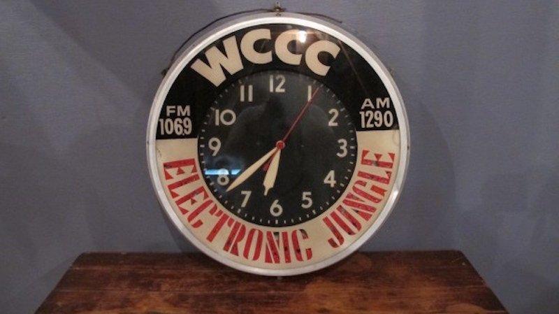 "73. WCCC ""Electronic Jungle"" Clock"