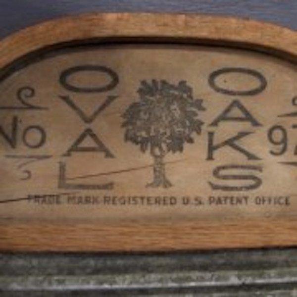 91. Oval Oaks No. 97 Tin Washboard - 3