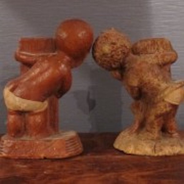 150. Black Americana Collectibles - 2