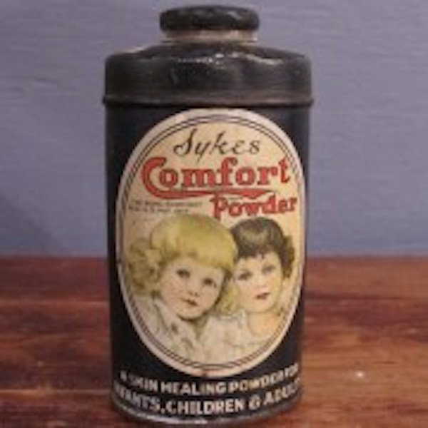 152. Four Vintage Advertising Tins - 2
