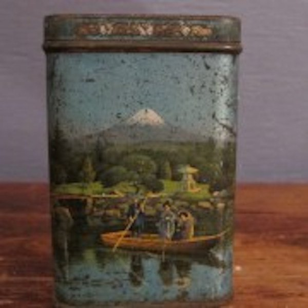 152. Four Vintage Advertising Tins - 4