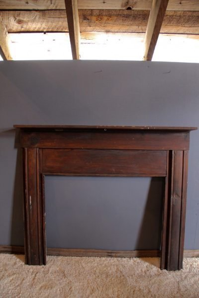 333. North Carolina Farmhouse Mantle