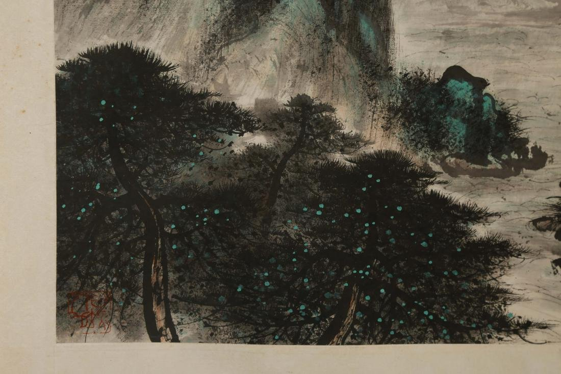 CHINESE LANDSCAPE PAINTING - 2