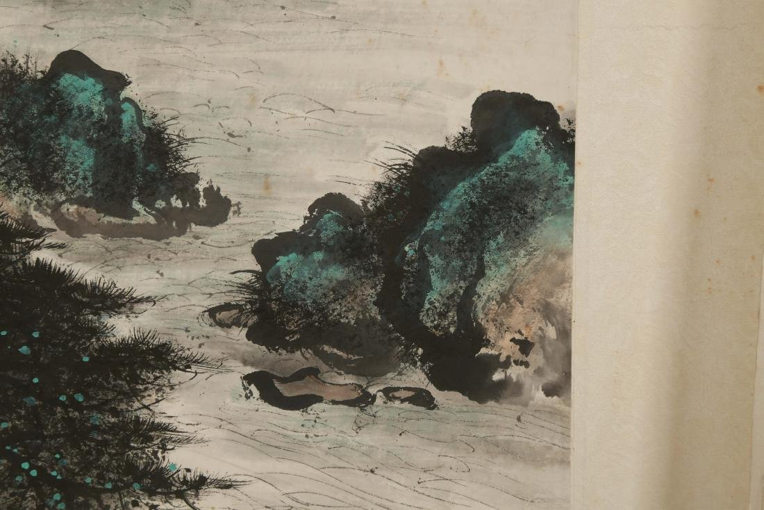 CHINESE LANDSCAPE PAINTING - 3