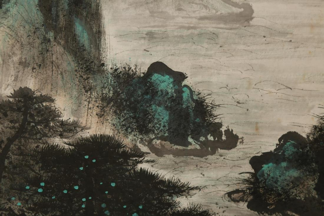 CHINESE LANDSCAPE PAINTING - 6