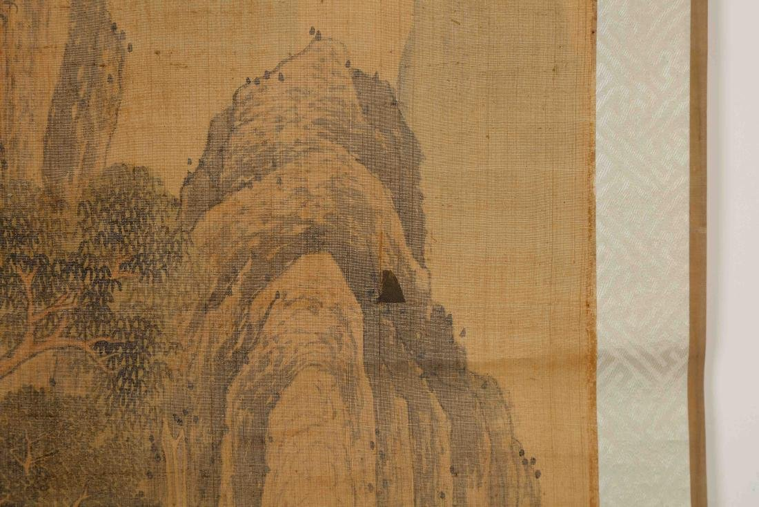 CHINESE LANDSCAPE PAINTING - 8