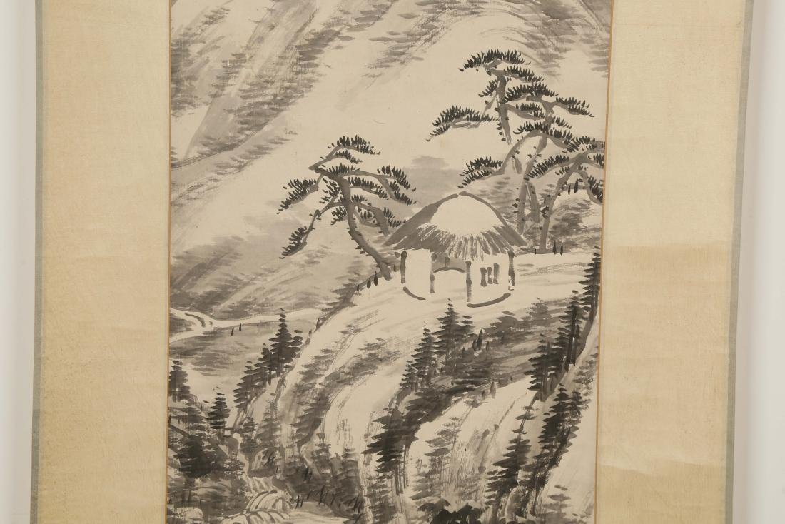 CHINESE LANDSCAPE PAINTING - 4