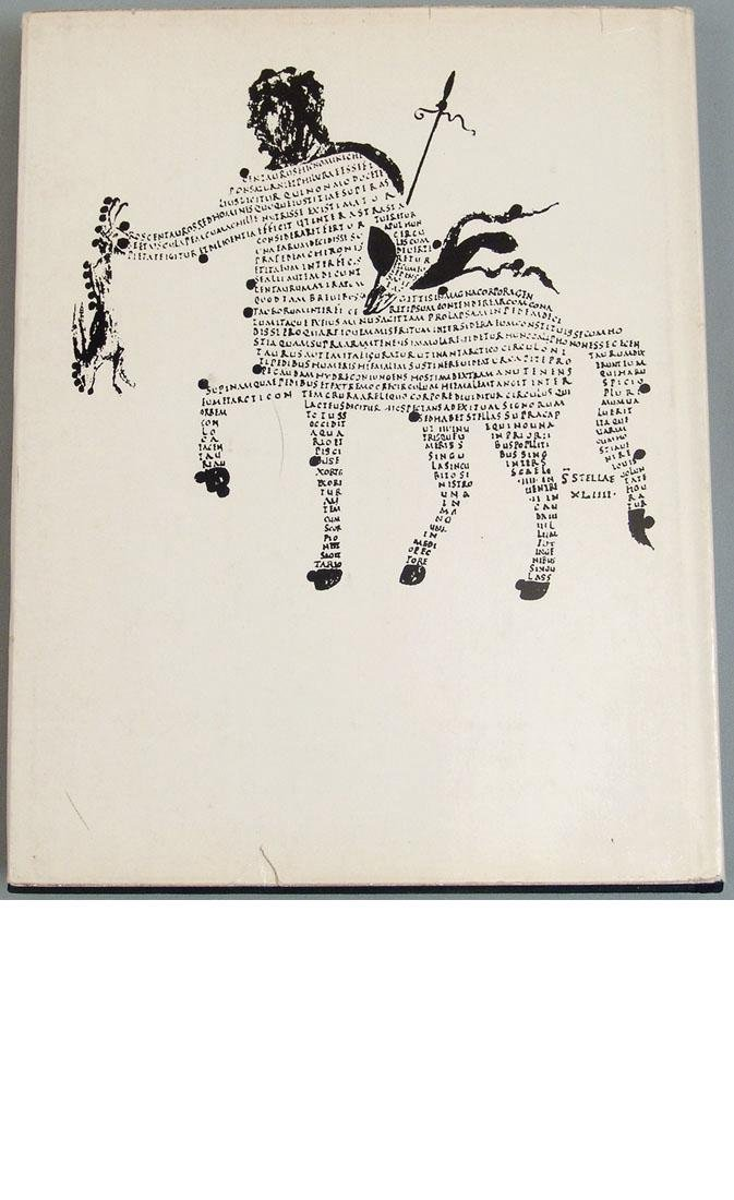 """Vintage 1970 Book """"Letter and Image"""" - 7"""