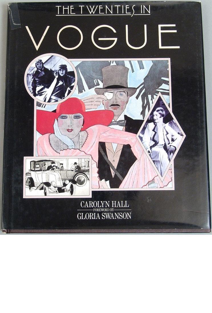 "Vintage 1983 Book ""The Twenties in Vogue"""