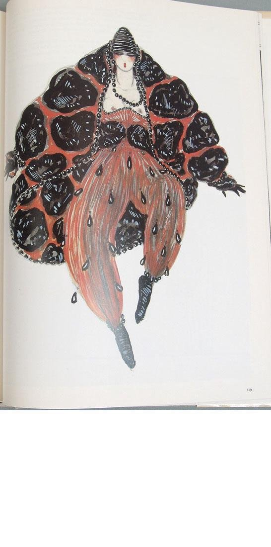 "Book ""Ballets Russes to Vogue: Art of Georges Lepape"" - 3"
