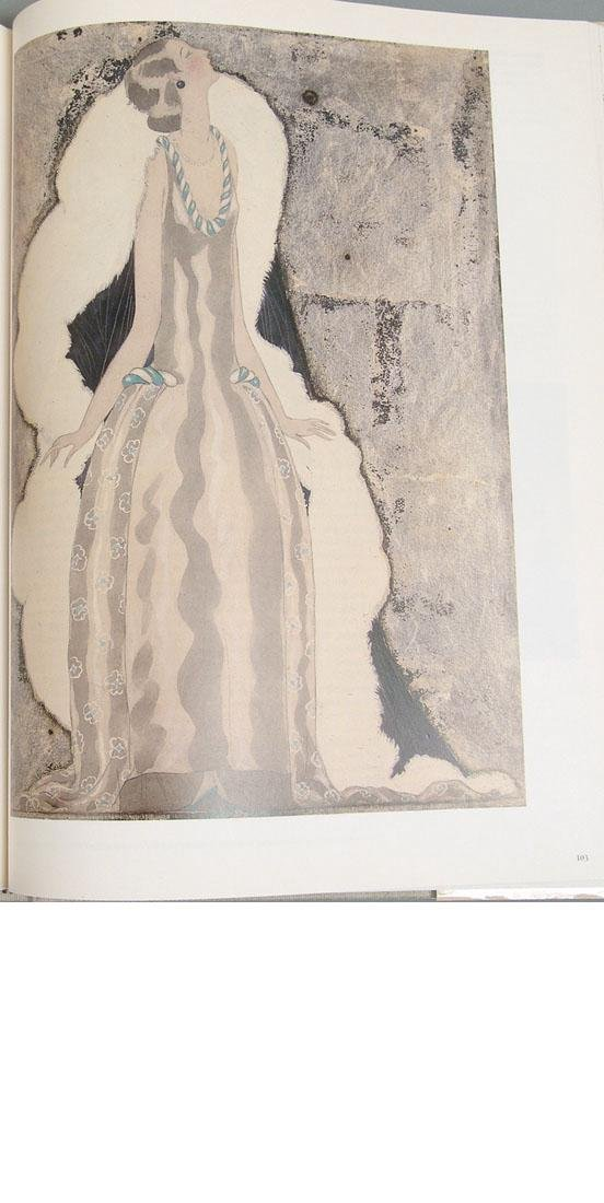 "Book ""Ballets Russes to Vogue: Art of Georges Lepape"" - 4"