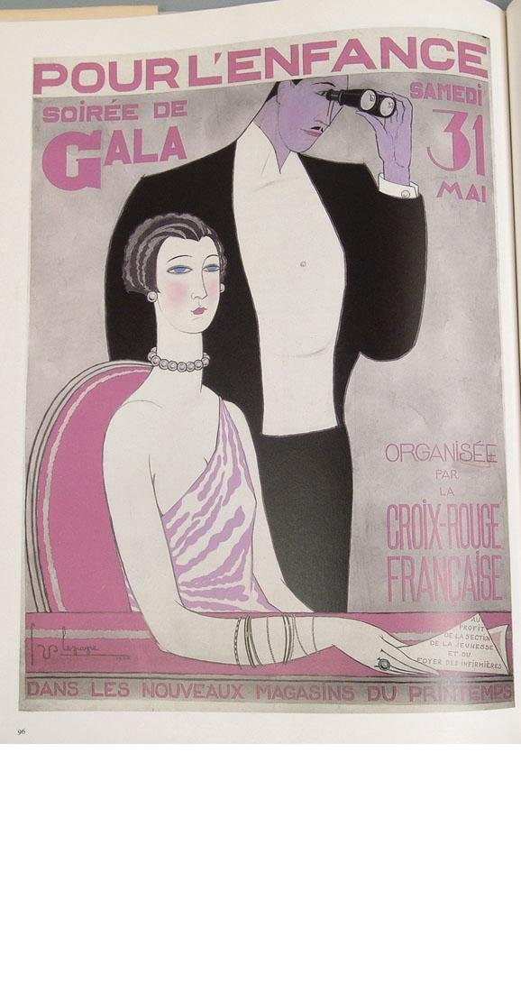"Book ""Ballets Russes to Vogue: Art of Georges Lepape"" - 5"