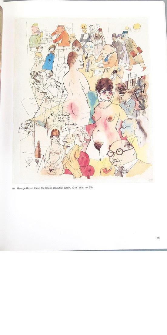"""Vintage 1980 Book """"German Realism of the Twenties"""" - 3"""