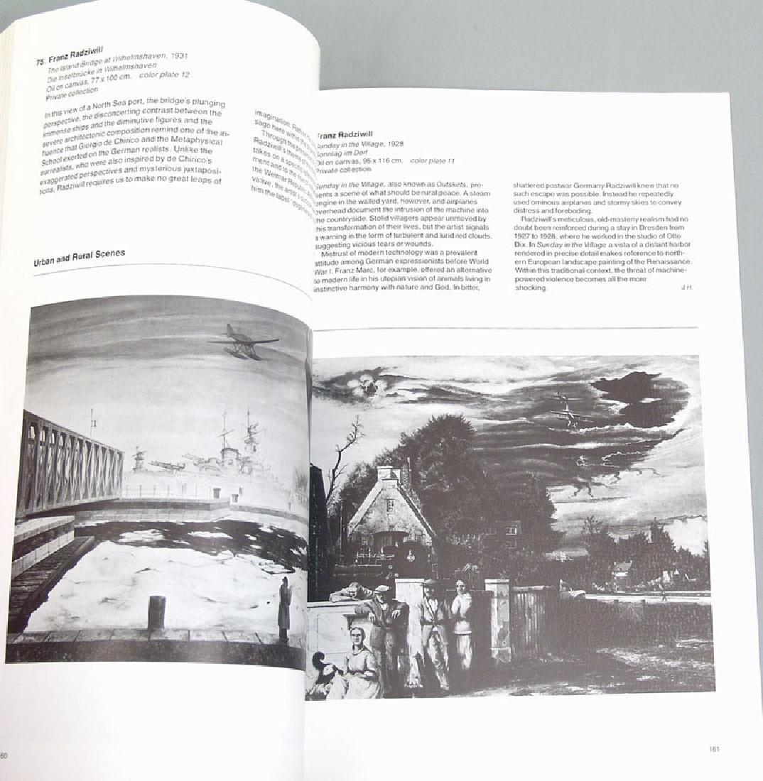 """Vintage 1980 Book """"German Realism of the Twenties"""" - 4"""