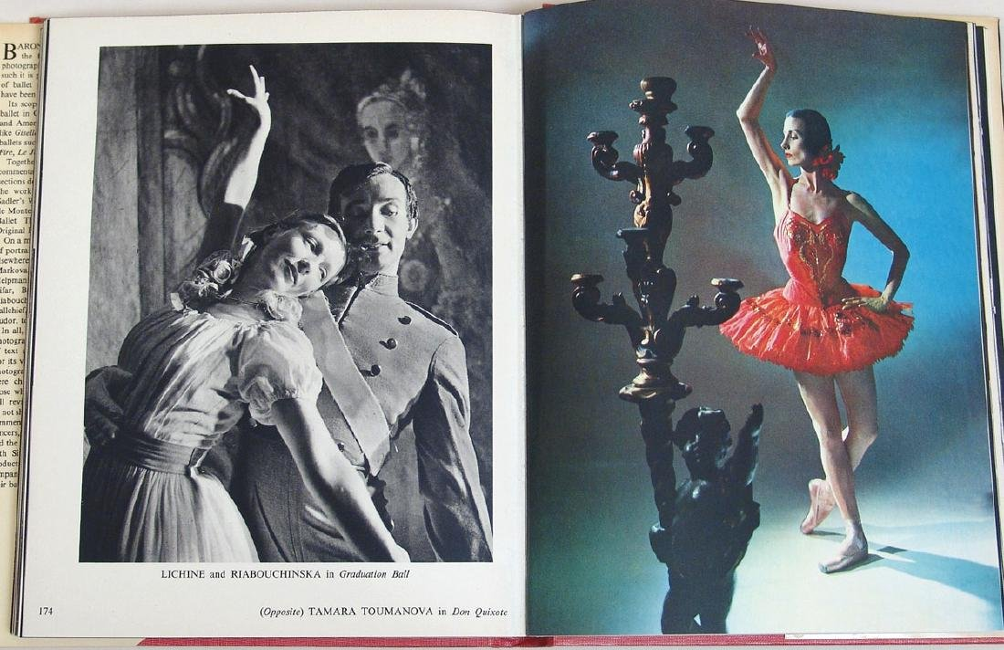 "Vintage 1951 Book ""Baron at the Ballet"" - 3"