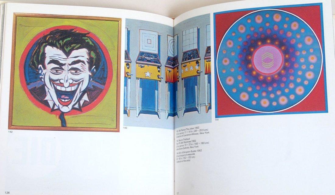 "Vintage 1970 Book ""Pop Art"" - ""Movements of Modern Art"" - 2"