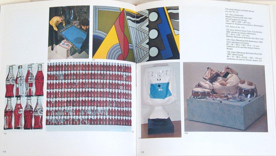 "Vintage 1970 Book ""Pop Art"" - ""Movements of Modern Art"" - 4"
