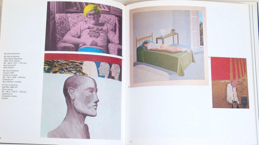 "Vintage 1970 Book ""Pop Art"" - ""Movements of Modern Art"" - 5"