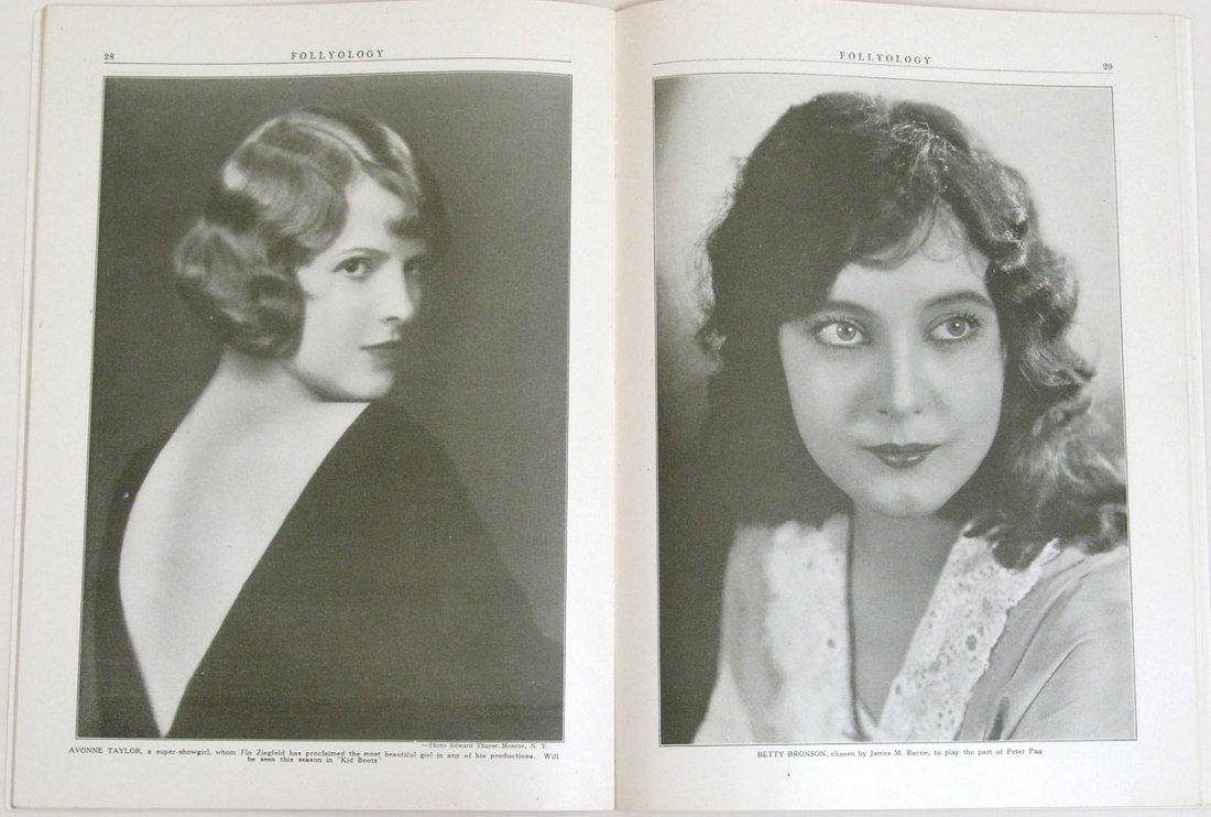 "Antique 1924 ""Folly-ology"" Magazine - 3"