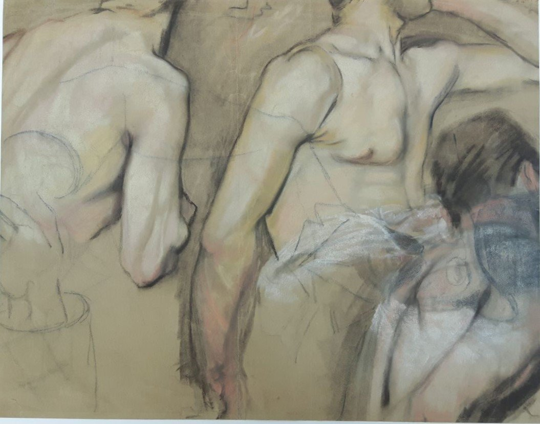 Attributed to Edgar Degas (French, Paris 1834–1917 Pari