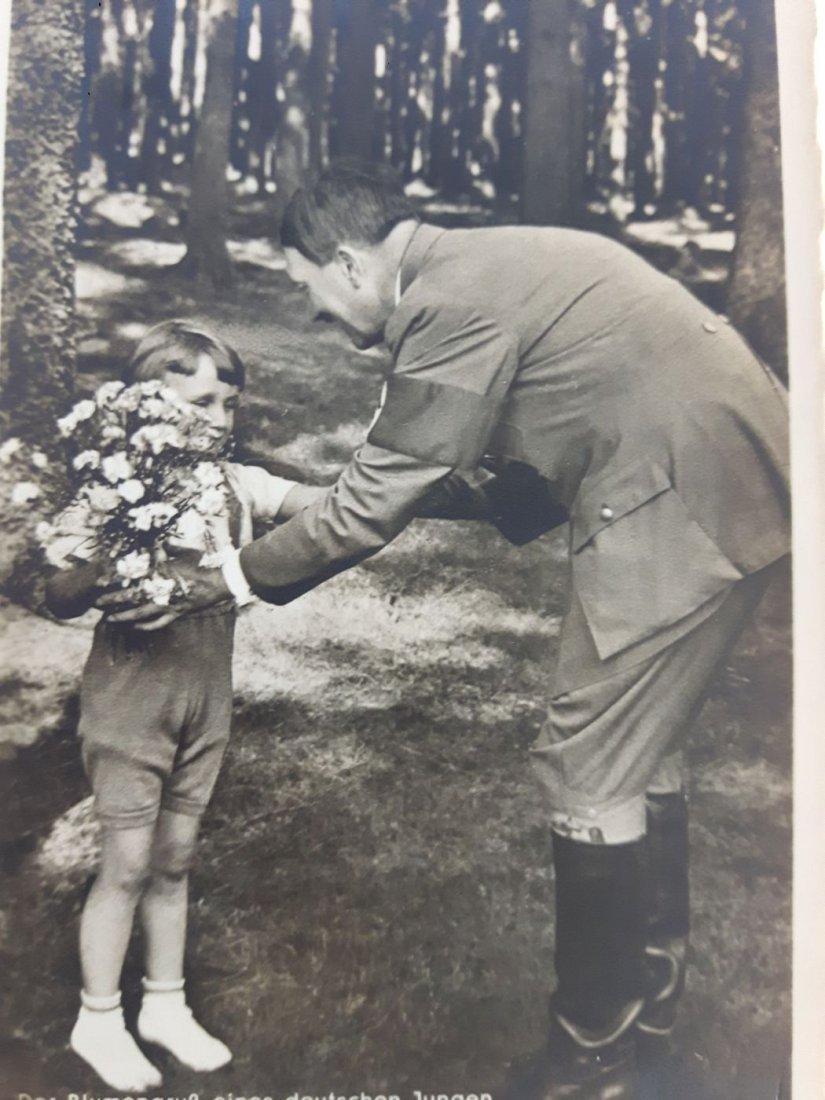 WWII THIRD REICH HEINRICH HOFFMANN HITLER PHOTOGRAPHY