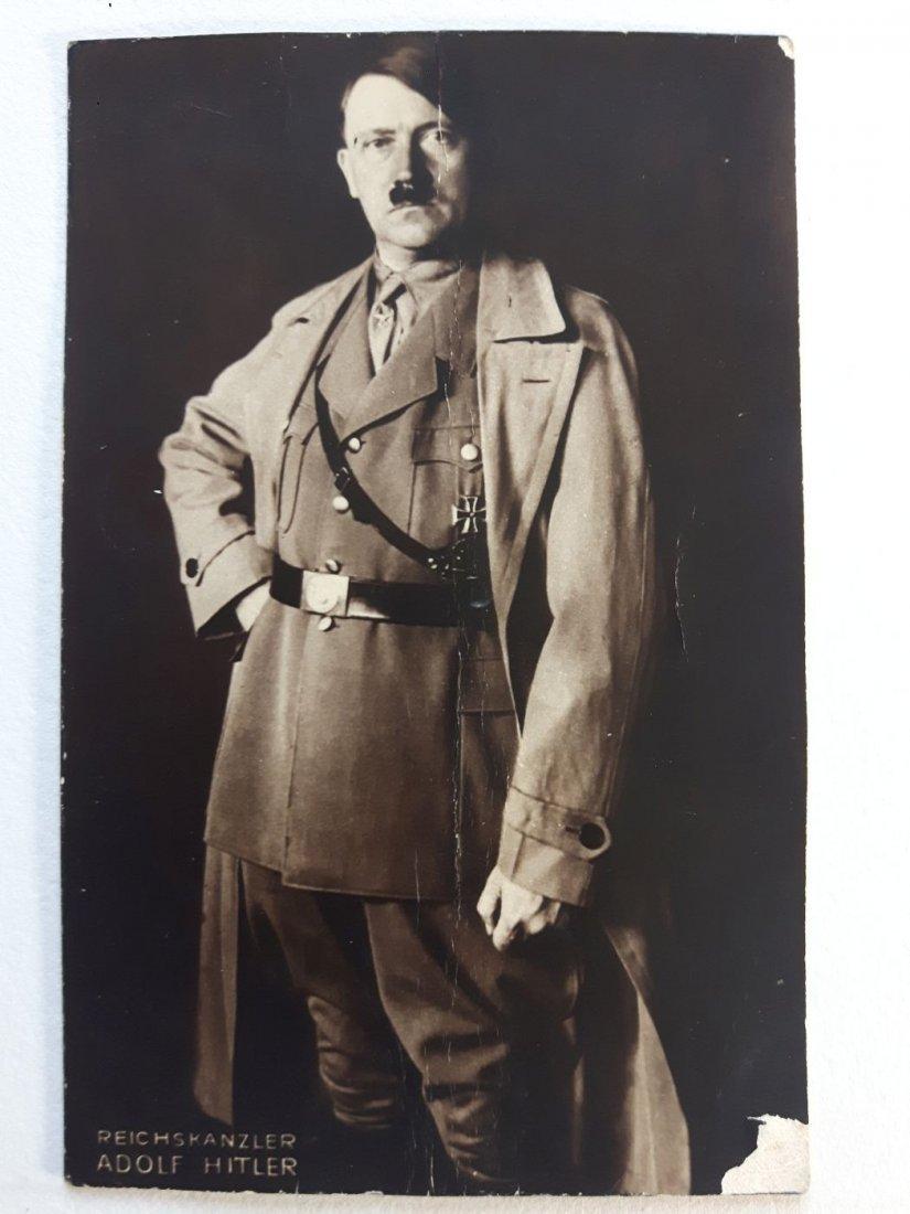 WWII ORIGINAL PHOTOGRAPHY ADOLF HITLER