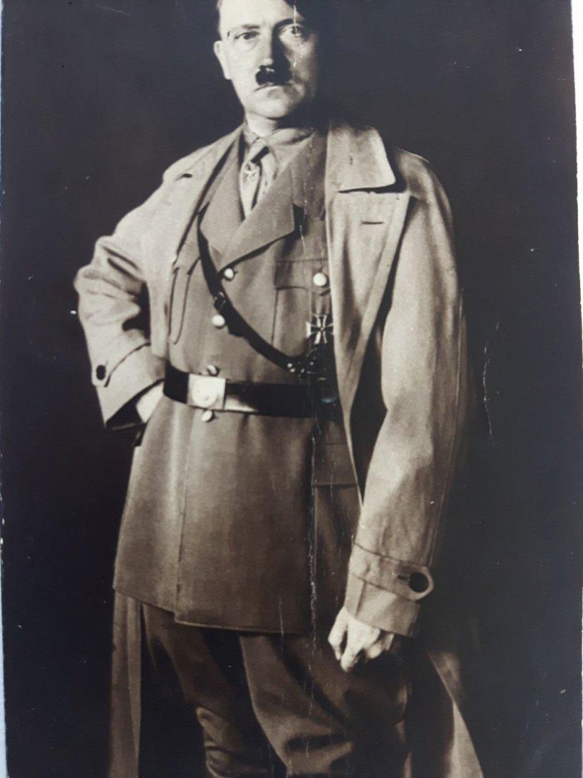 WWII ORIGINAL PHOTOGRAPHY ADOLF HITLER - 2