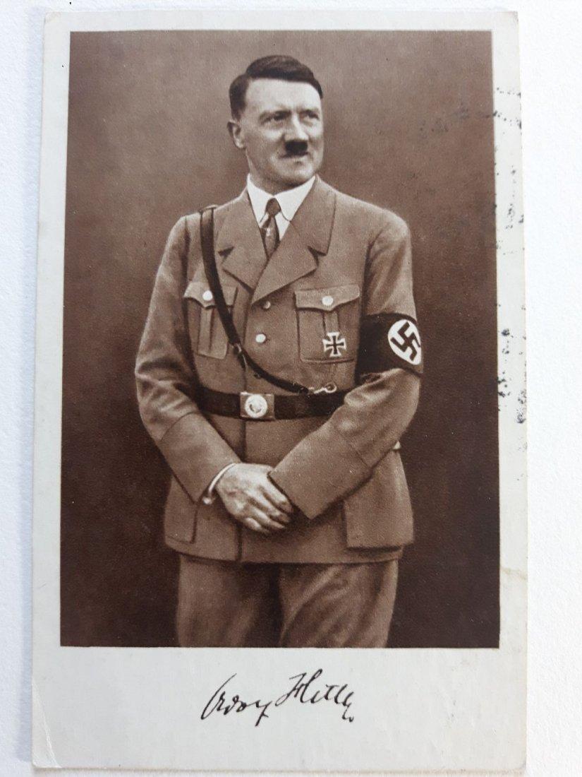 WWII THIRD REICH ADOLF HITLER PHOTO PRINT
