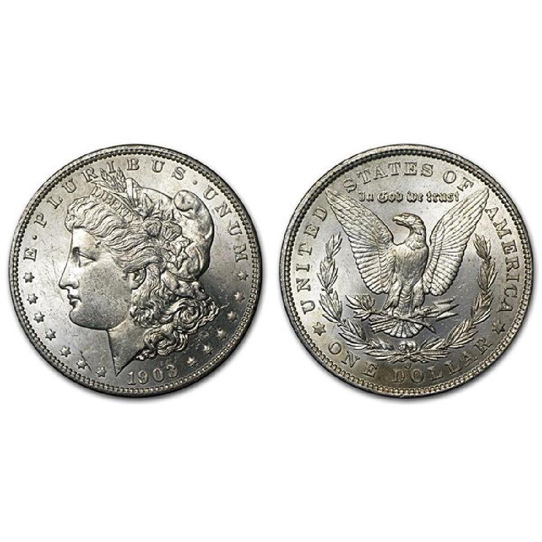 1903 O Key Date Morgan Silver Dollar