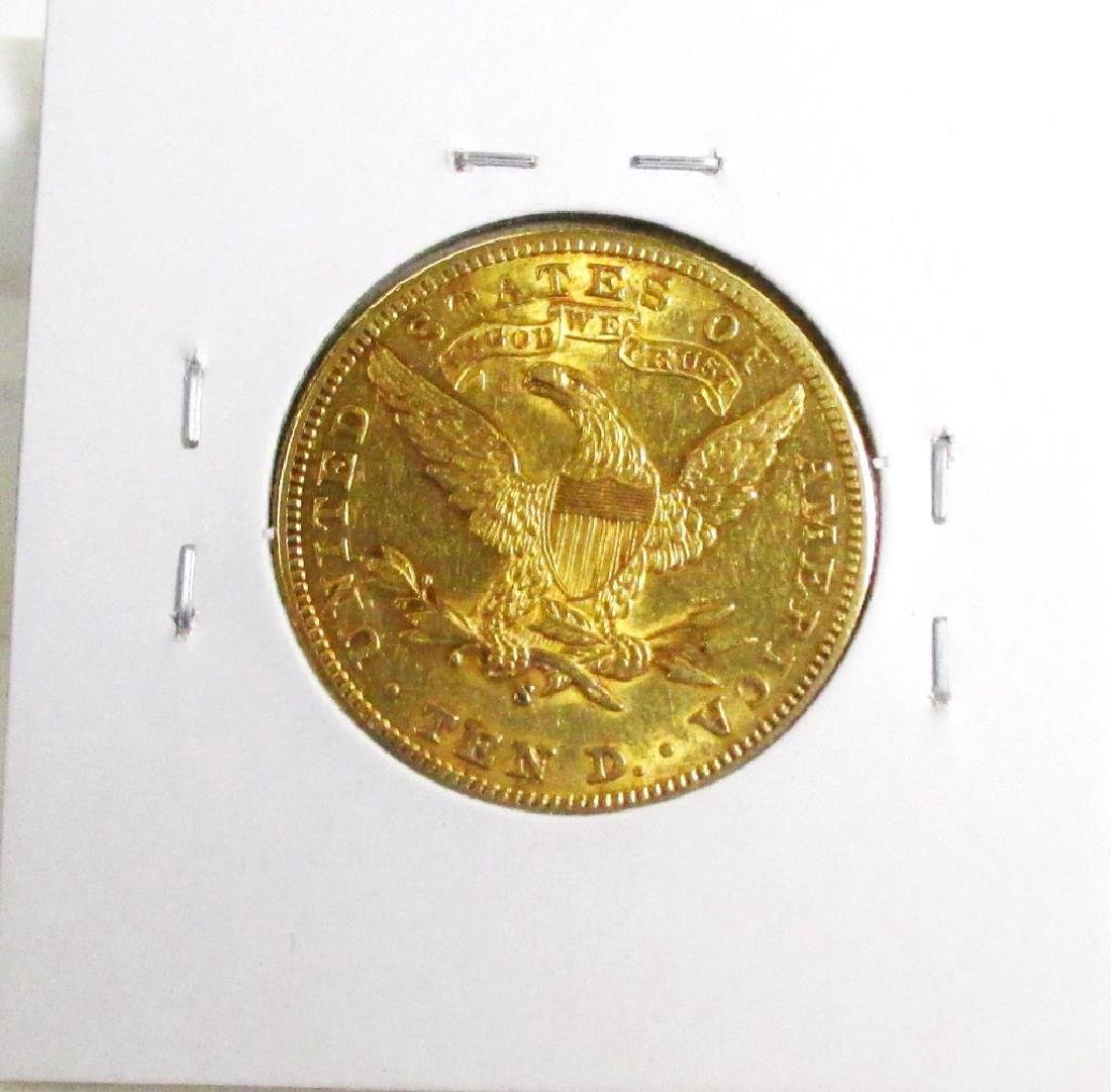 1901 s  10 Gold Liberty Eagle Better Date - 2