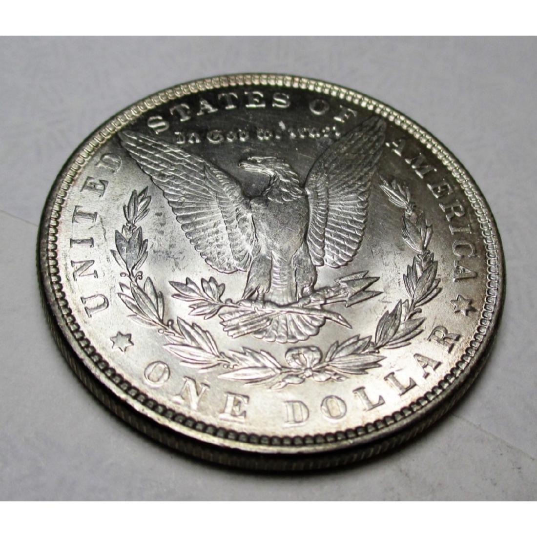 1886 P BU Morgan Silver Dollar - 2