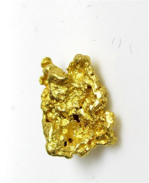1 46 Gram Natural Alluvial Gold Nugget