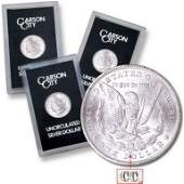 1882-3-4 CC GSA Morgan Silver Dollars