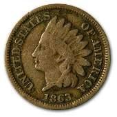 Great Civil War Era Indian Head Cent 1863