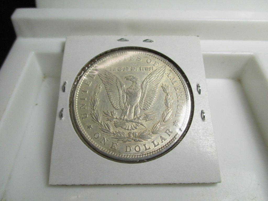 1897 P Better Grade Morgan Silver Dollar - 2