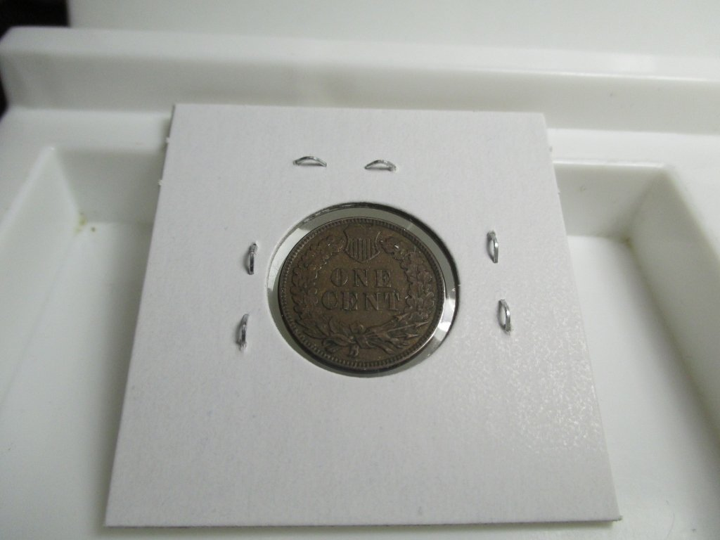 1887 Indian Head Cent- Better Date - 2