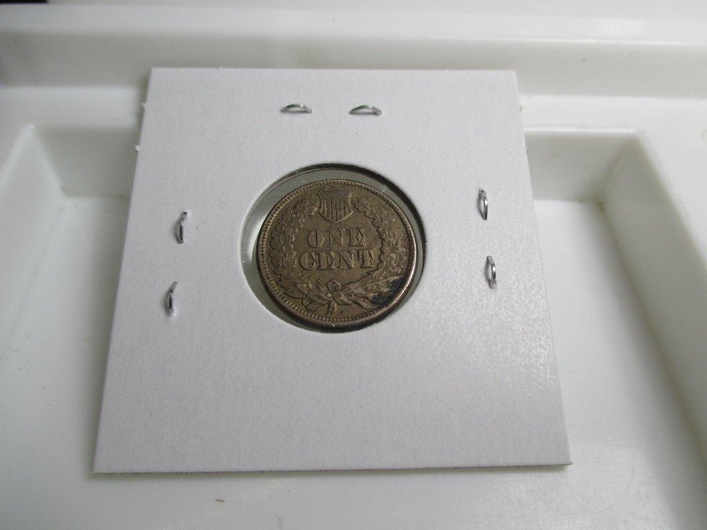 1863 Civil War Era - Indian Head Cent - 2