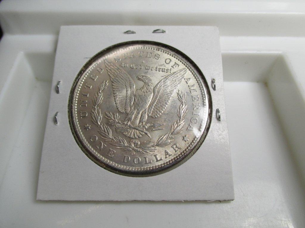 1885 o BU Morgan Silver Dollar - 2