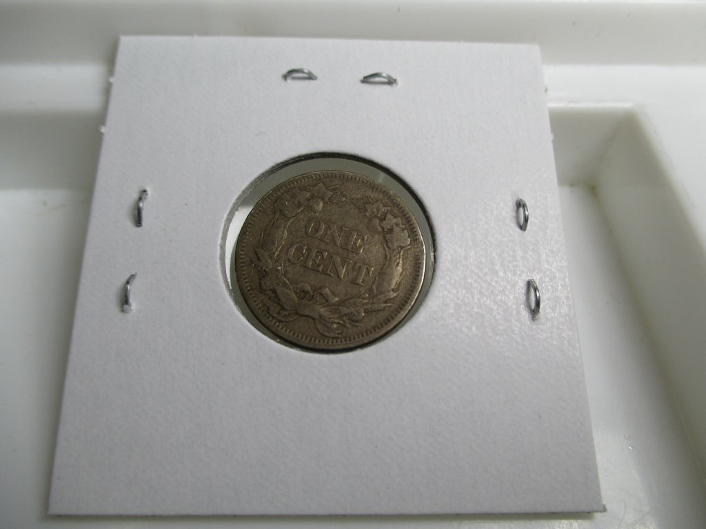 1858 Flying Eagle Cent - - 2
