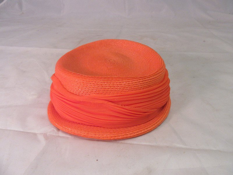 Five Vintage Hats - 2