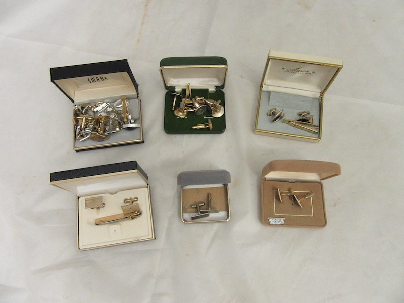Lot of Mens Cufflinks