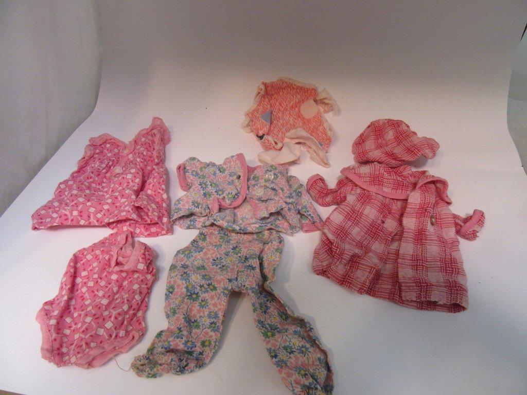 R&B Arranbee Dolls-Nancys Wardrobe - 5