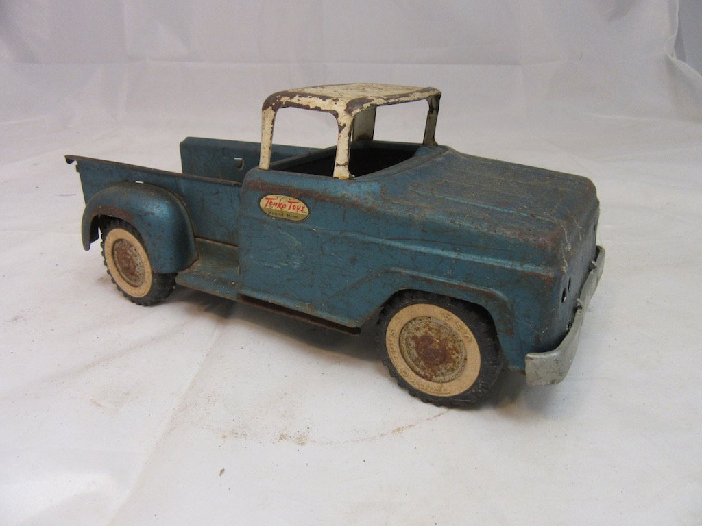 Tonka Toy Step Side Pick-up Truck