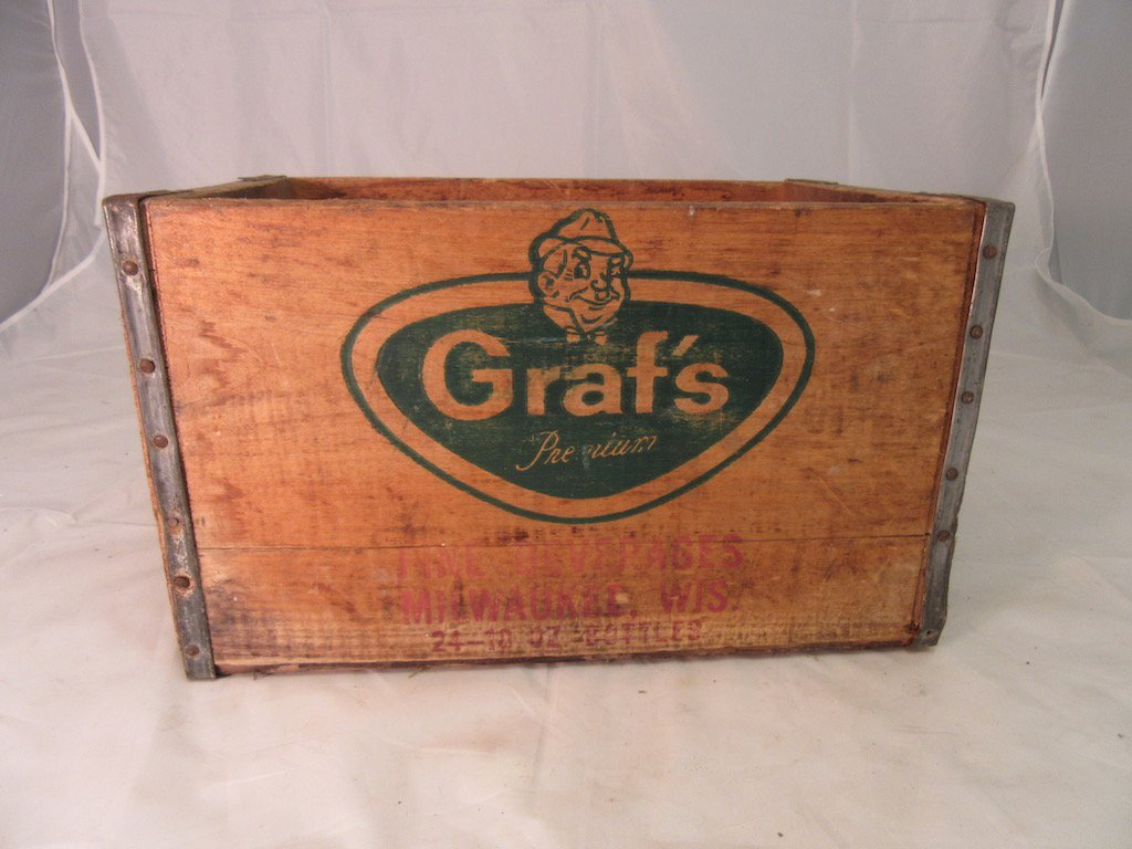 Grafs Soda Crate