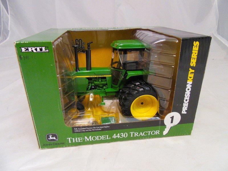 Ertl John Deere Precision Key Series Model 4430 Tractor