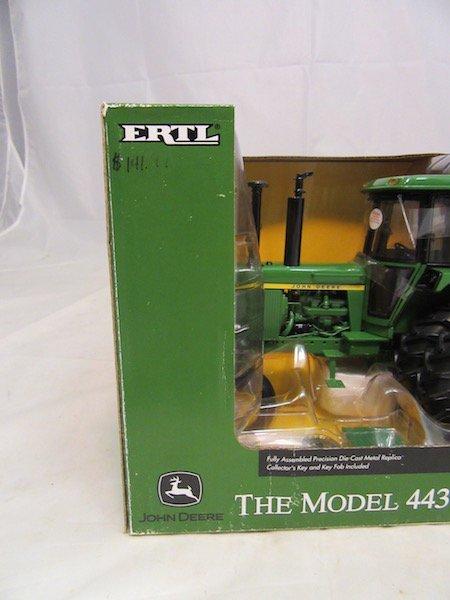 Ertl John Deere Precision Key Series Model 4430 Tractor - 2