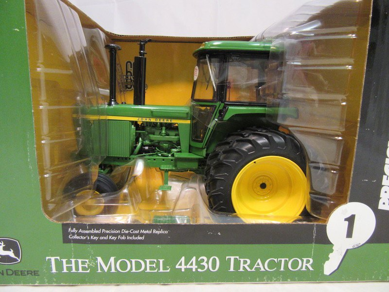 Ertl John Deere Precision Key Series Model 4430 Tractor - 3